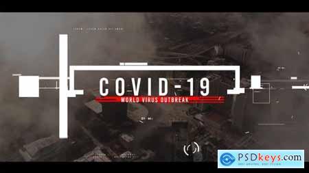 Corona Covid-19 Teaser 26209277