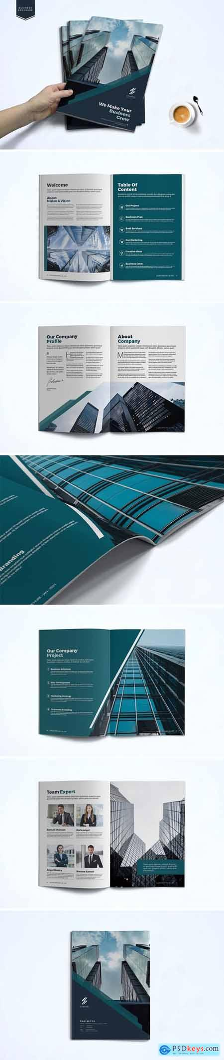 Business Brochure 5GWTR3N