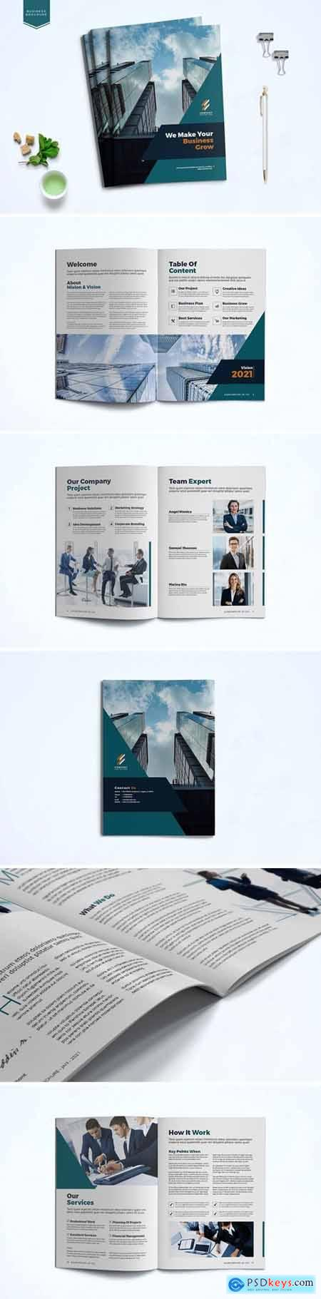 Business Brochure ACB37QL