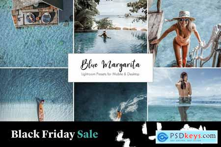 Blue Margarita Lightroom Presets 5421116