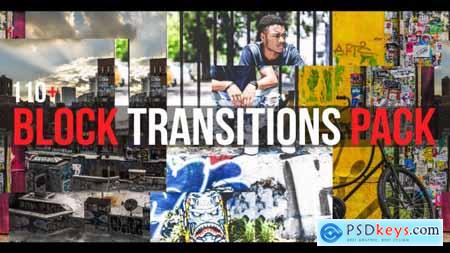 Block Transitions Pack - 110 + 19619936