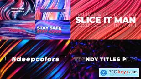 Trendy Titles Plus 29138912
