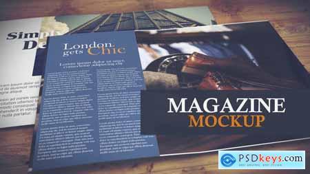 Magazine Mockup 26306134