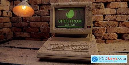 Spectrum - Old Computer Opener 15247782