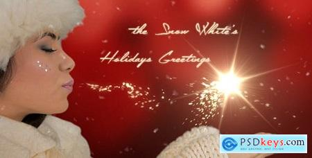 The Snow Whites Holidays Greetings 13993628
