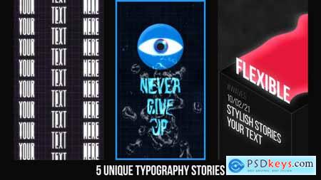 Typography Stories 30138639