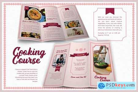 Simply Funny Cooking Course - Brochure