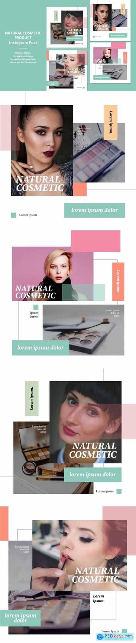 Natural Cosmetic Product