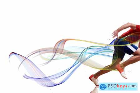 Abstract Brush Transparent PNG 5736153