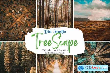 Treeescape Lightroom Presets 5480315