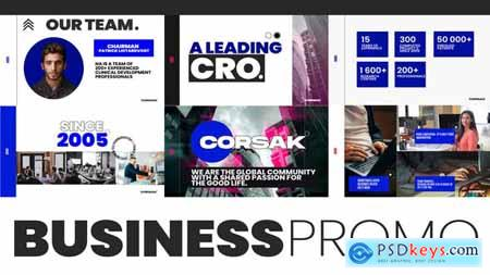 Business promo presentation 30139301