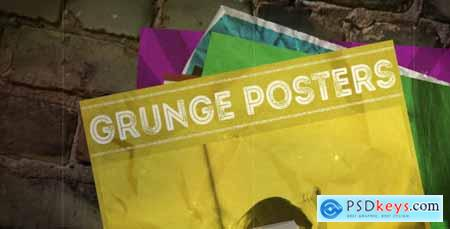 Grunge Posters 19399978