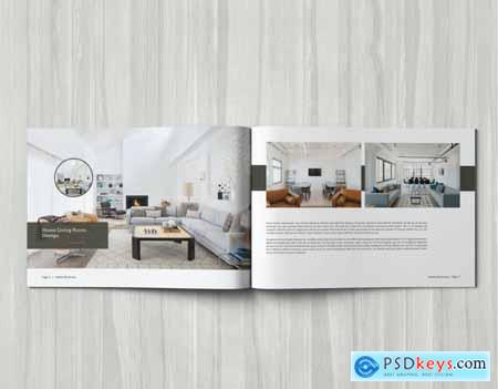 Interior Catalogue - Brochure