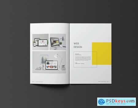 A5 Graphic Design Portfolio