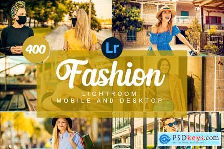Fashion Mobile and Desktop PRESETS 5734596