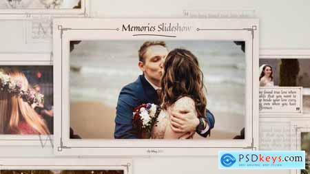 Photo Memories And Moments Slideshow 26885172