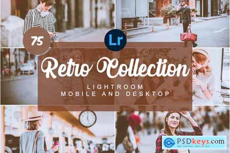 Retro Collection Mobile PRESETS 5736412