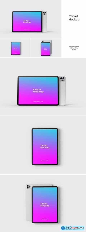 Tablet Mockup V.2
