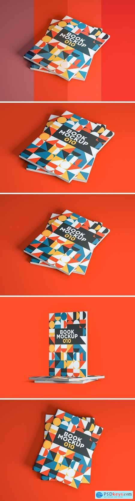 Book Mockup 010