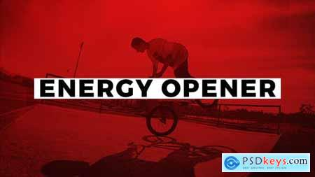 Sport Promo - Motivation Opener - Energy Intro - Fitness and Workout 22102671