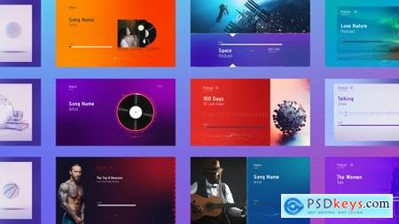 Audio Visualizer, Sound Keys Visualizer, Podcast Visualizer 4K 29648967