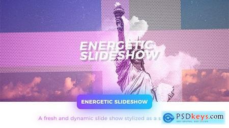 Energetic Slideshow 20646965
