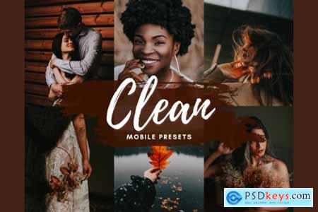 RICH & CLEAN Mobile Lightroom Presets 5712608