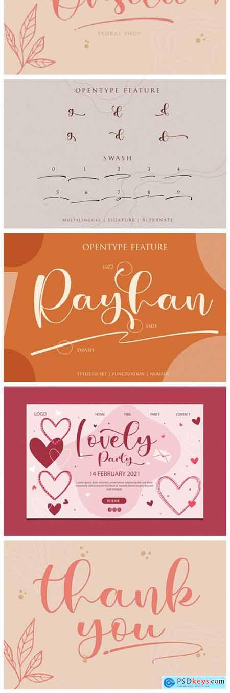 Love Birdy Font