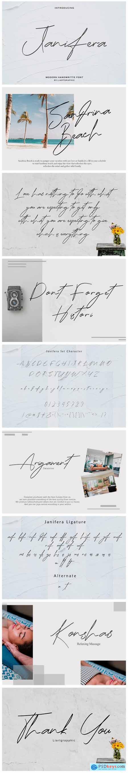 Janifera Font