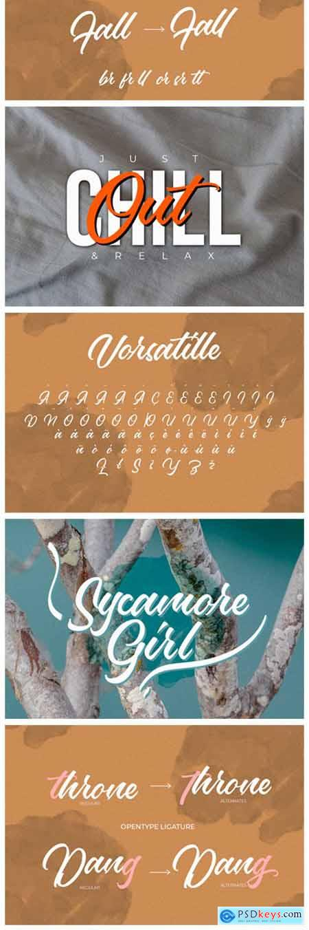 Vorsatille Font