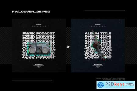 Cover Design Templates Vol.2 5680118