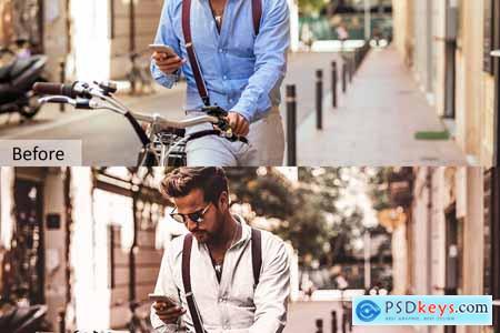 Hipster Mobile and Desktop PRESETS 5735102