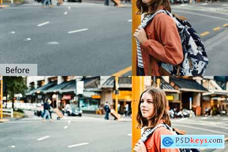 Holiday Mobile and Desktop PRESETS 5735104