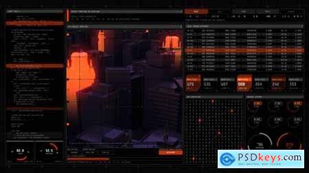 Technodrome HUD UI Pack 26575734
