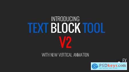 Text Block Tool 7024651