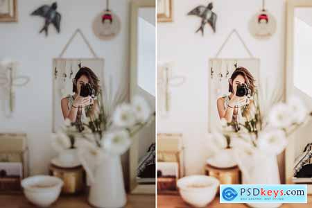 10 BOHEMIAN Lightroom Mobile Preset 5741129