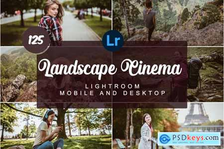 Landscape Cinema Mobile Presets 5735119