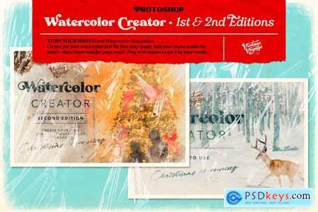Photoshop Creators Bundle • 7 in 1 5333904