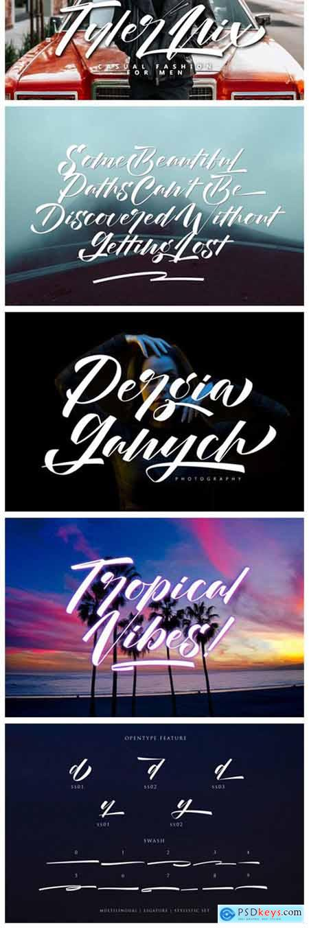 Night City Font