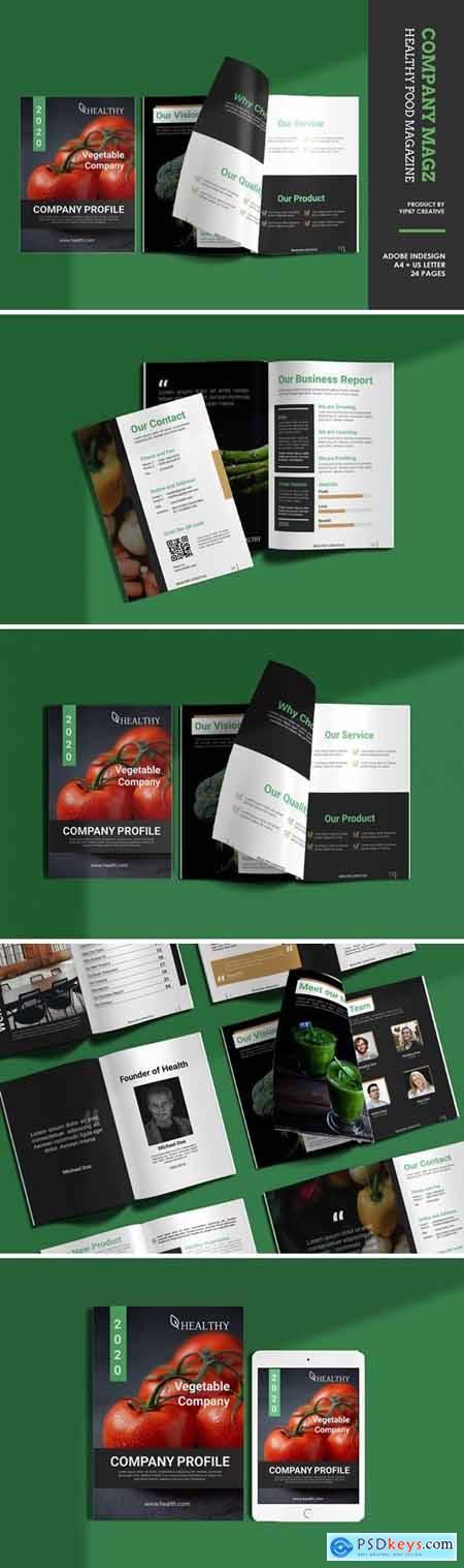 Healthy Food Store Company Profile