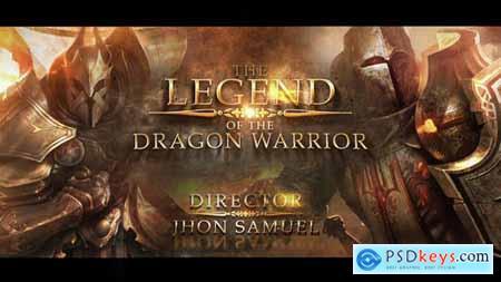 Dragon Warrior Cinematic Trailer 15301622