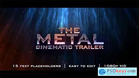 The Metal Cinematic Trailer 18541886