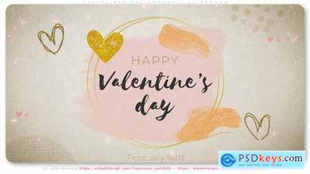 Valentines Day Romantic Slideshow 30241093