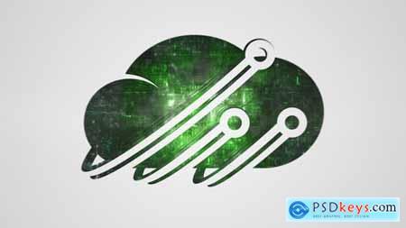Digital Technology Network Logo 30130190