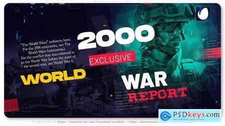 War Timeline - Report 30240926