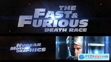 Fast & Furious Cinematic Trailer 15148728