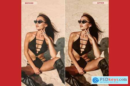 MALIBU Desktop Lightroom Presets 5712597