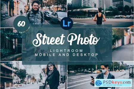 Street Photo Mobile PRESETS 5736440