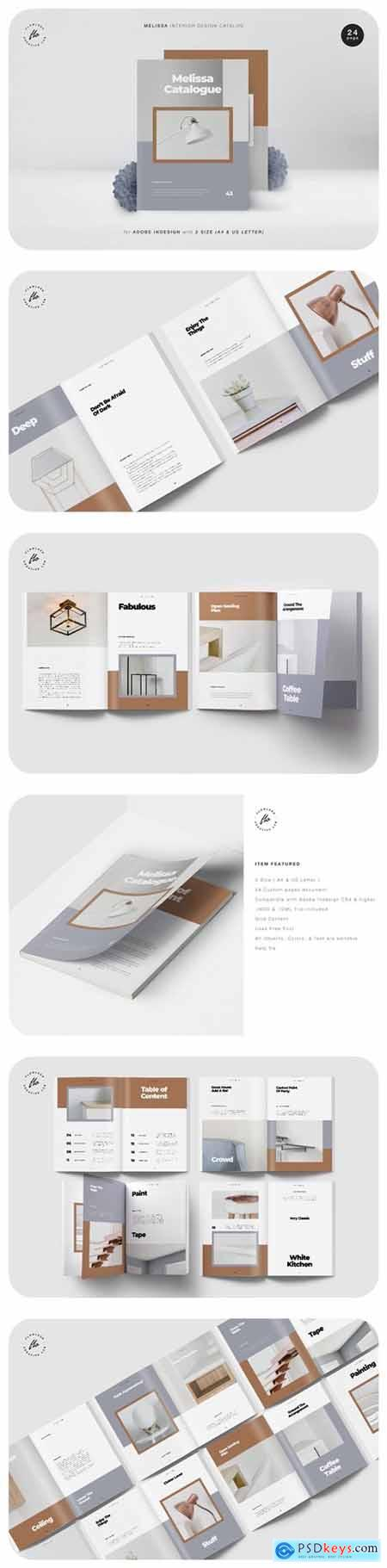 Melissa Interor Design Catalog