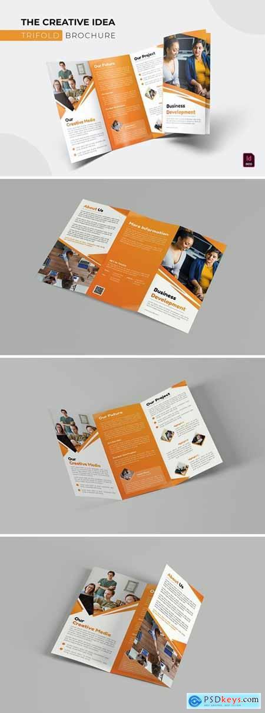 Creative idea - Trifold Brochure